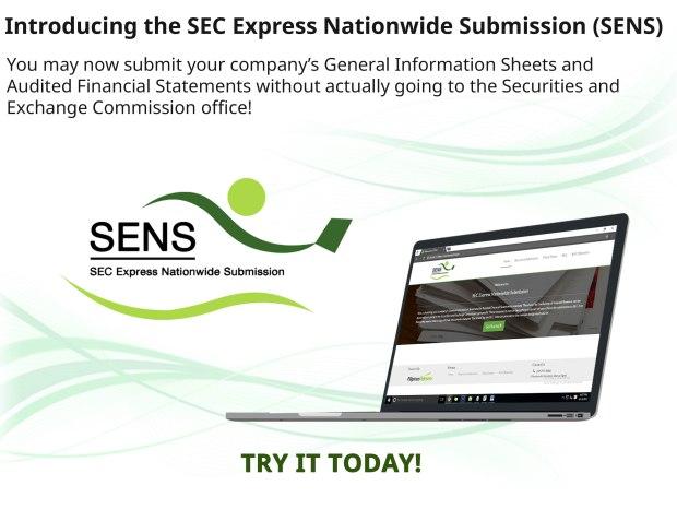 our services - sens