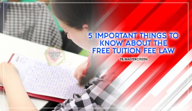 5-important-things-about-free-tuition-fee-law