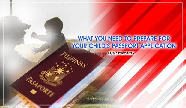 child-passort-application