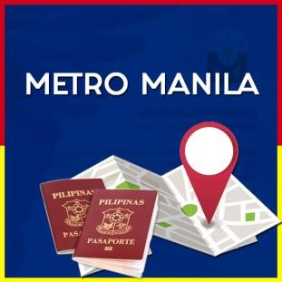 citizen services - metromanila pass