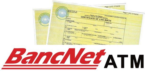 PSAHelpline Payment option- BancNet ATM