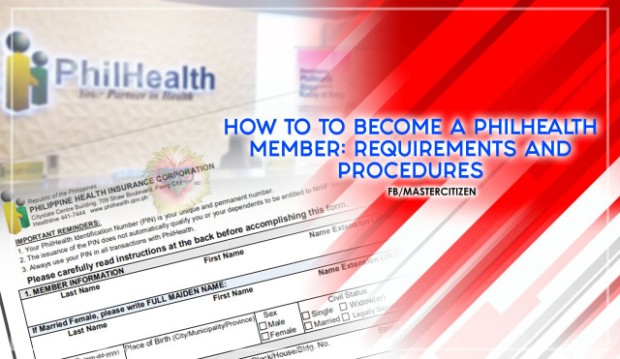 how-to-become-philhealth-member
