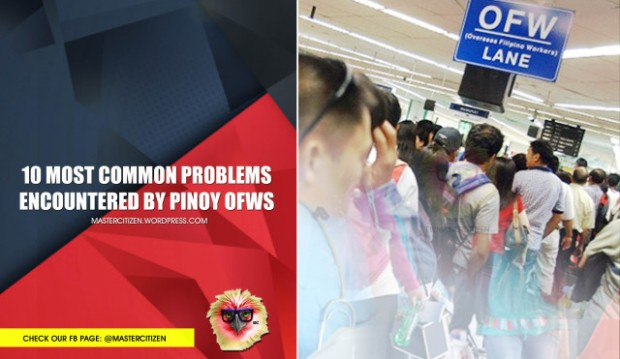 common-problems-encoutered-by-ofw
