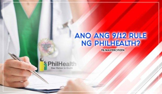 9-12-rule-ng-philhealth