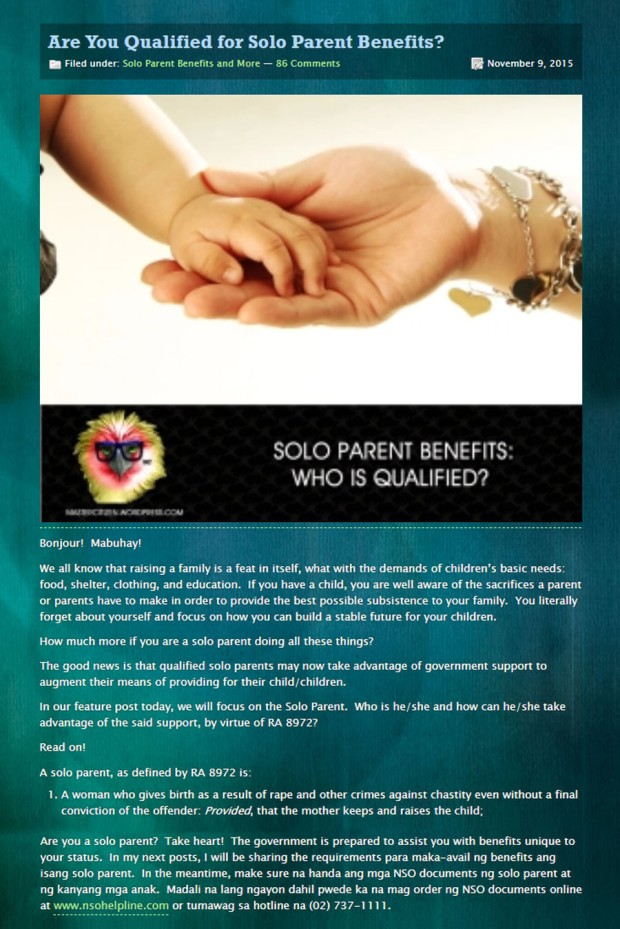 solo-parent-benefits1